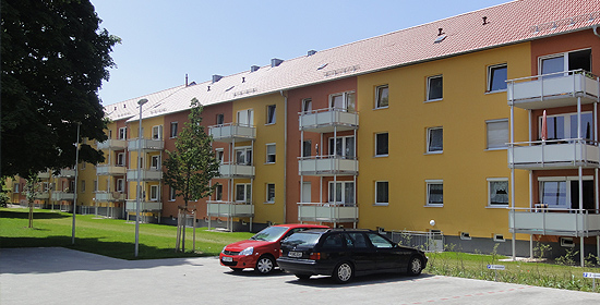 Regensburger Osten